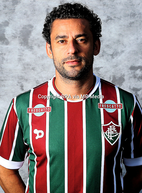 """Brazilian Football League Serie A / <br /> ( Fluminense Football Club ) - <br /> Frederico Chaves Guedes """" Fred """""""