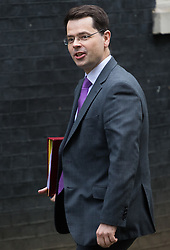 Downing Street, London, February 7th 2017. Northern Ireland Secretary James Brokenshire arrives in Downing Street for the weekly UK cabinet meeting.