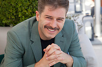 Venice, Italy, 31st August 2019, Alexandros Bourdoumis at the photocall for the film Adults in the Room at the 76th Venice Film Festival, Excelsior Hotel. Credit: Doreen Kennedy