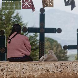 Acteal, Chiapas, the massacre.
