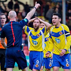 Dunfermline v Stenhousemuir   Scottish League One   14 February 2015