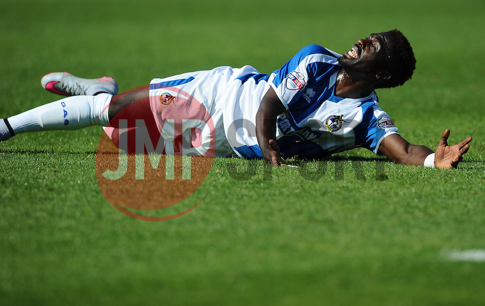 Jeffrey Monacan of Bristol Rovers   - Mandatory byline: Joe Meredith/JMP - 07966386802 - 08/08/2015 - FOOTBALL - Memorial Stadium -Bristol,England - Bristol Rovers v Northampton Town - Sky Bet League Two
