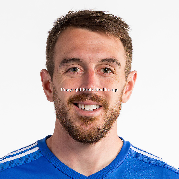 Jan 29, 2015; Montreal Impact player Eric Alexander poses for a photo.