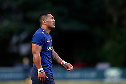 Johnny Leota of Sale Sharks - Mandatory by-line: Matt McNulty/JMP - 19 August 2016 - RUGBY - Heywood Road Stadium - Manchester, England - Sale Sharks v Edinburgh Rugby - Pre-Season Friendly