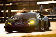 January 22-26, 2020. IMSA Weathertech Series. Rolex Daytona 24hr. #19 GEAR Racing powered by GRT Grasser, Lamborghini Huracan GT3, Christina Nielsen, Katherine Legge, Tati Calderon, Rahel Frey