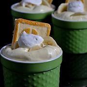 Banana Puddin' | Oklahoma Food Photographer