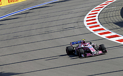 September 29, 2018 - Sochi, Russia - Motorsports: FIA Formula One World Championship 2018, Grand Prix of Russia, .#31 Esteban Ocon (FRA, Racing Point Force India F1 Team) (Credit Image: © Hoch Zwei via ZUMA Wire)