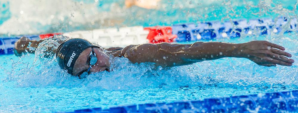 JAKABOS Zsuzsanna Hungary<br /> 100 Buterfly Women<br /> 50 Settecolli Trofeo Internazionale di nuoto 2013<br /> swimming<br /> Roma, Foro Italico  13 - 15/06/2013<br /> Day01<br /> Photo Pasquale Mesiano/Deepbluemedia/Insidefoto