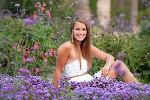 Senior Photos Of Alex And Margo At The Matthaei Botanical Gardens In Ann  Arbor, Michigan.