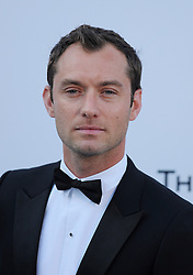 Jude Law at 2011 Cannes Festival. On January 19th 2012 Jude Law received a pay out of £130,00 from News International over phone hacking. Photo By Ki Price/ i-Images<br />