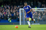 Mikel John Obi of Chelsea during the Barclays Premier League match between Chelsea and Everton at Stamford Bridge, London, England on 16 January 2016. Photo by Salvio Calabrese.