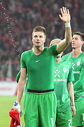 29.10.2011, Coface Arena, Mainz, GER, 1.FBL, Mainz 05 vs Werder Bremen, im Bild.Torjubel / Jubel  Sebastian Prödl / Proedl (Bremen #15)..// during the 1.FBL, Mainz 05 vs SV Werder Bremen on 2011/10/29, Coface Arena, Mainz, Germany. Foto © nph / Mueller