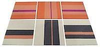 striped floor carpet tiles