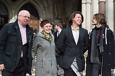 2018-02-05 Alleged computer hacker Lauri Love at court for US extradition judgement