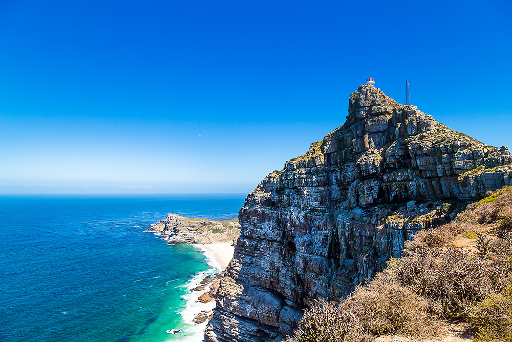 A picture of Cape of Good Hope and Diaz Beach.