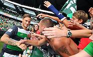Fussball Bundesliga 2013/14: Bremen - Augsburg