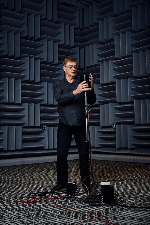 Sonos Director of Smart Audio and Voice Klaus Hartung