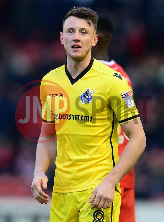 Ollie Clarke of Bristol Rovers - Mandatory by-line: Alex James/JMP - 21/01/2017 - FOOTBALL - Banks's Stadium - Walsall, England - Walsall v Bristol Rovers - Sky Bet League One
