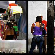DAILY VENEZUELA II / VENEZUELA COTIDIANA II<br /> Photography by Aaron Sosa <br /> <br /> Left: La Victoria, Aragua State - Venezuela 2008 / La Victoria, Estado Aragua - Venezuela 2008<br /> <br /> Right: Antimano, Caracas - Venezuela 2009<br /> <br /> (Copyright © Aaron Sosa)