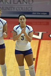 22 October 2006: Katie Kincaid. Illinois State University swept Evansville in 3 straight games of a best of 5 match. The Evansville Purple Aces met the Redbirds of Illinois State at Redbird Arena on the campus of Illinois State University in Normal Illinois.<br />