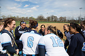 2016-04-08 NCAA Softball: Gwynedd Mercy at Notre Dame of Maryland