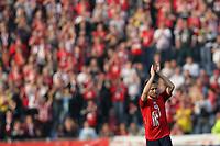 FOOTBALL - FRENCH CHAMPIONSHIP 2009/2010 - L1 - LILLE OSC v AS MONACO - 18/04/2010 - PHOTO ERIC BRETAGNON / DPPI -  YOHAN CABAYE (LOSC)
