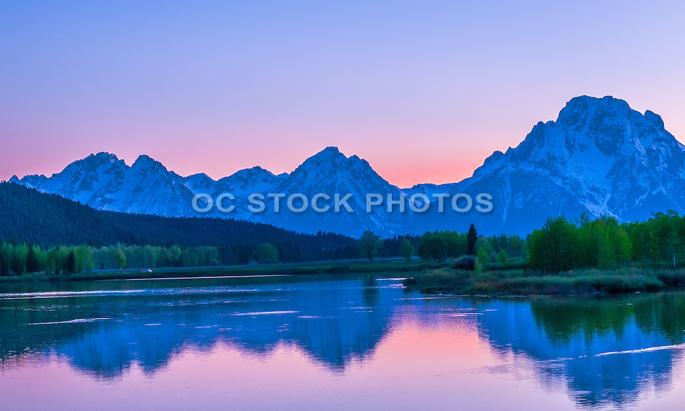 Grand Tetons National Park Wyoming