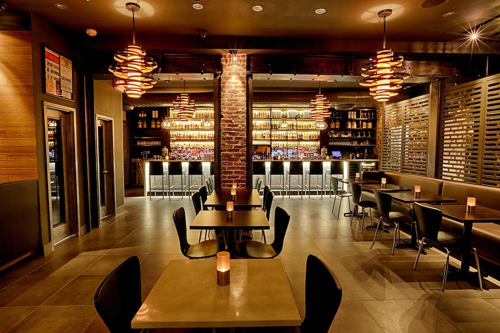 Sanford Restaurant Interiors