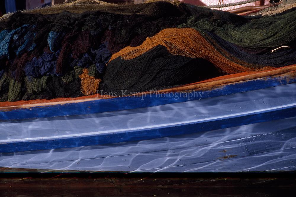 Fishing boat in Nha Trang