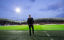 Igor Biscan, head coach of NK Olimpija Ljubljana during football match between NK Maribor and NK Olimpija Ljubljana in 34th Round of Prva liga Telekom Slovenije 2017/18, on May 19, 2018, in Stadion Ljudski vrt, Maribor, Slovenia. Photo by Vid Ponikvar / Sportida