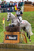 Peter Tersgov Flarup, (DEN), CTS Twin Peaks - Eventing Cross Country test - Alltech FEI World Equestrian Games™ 2014 - Normandy, France.<br /> © Hippo Foto Team - Leanjo de Koster<br /> 31/08/14