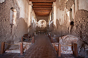 Spanish mission in Tumacacori National Historical Park, Arizona