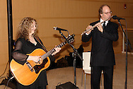 Sandy (left) & Michael Bashaw perform as Puzzle of Light during the 2009 Dayton Literary Peace Prize dinner and awards presentation at the Schuster Center in downtown Dayton, Sunday November 08, 2009.
