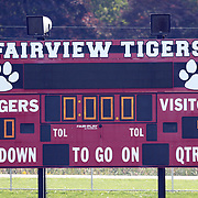 2017 JV Girls Soccer McDowell vs Fairview