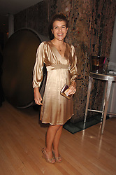 AMBER NUTTALL at the Lauren-Perrier 'Pop Art' Pink Party in aid of Capital 95.8's Help A London Child, held at Suka at the Sanderson Hotel, 50 Berners Street, London W1 on 25th April 2007.<br />