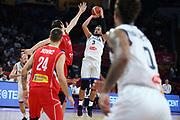 Marco Belinelli<br /> Nazionale Italiana Maschile Senior<br /> Eurobasket 2017 - Final Phase - 1/4 Finals<br /> Italia Serbia Italy Serbia<br /> FIP 2017<br /> Istanbul, 13/09/2017<br /> Foto M.Ceretti / Ciamillo - Castoria