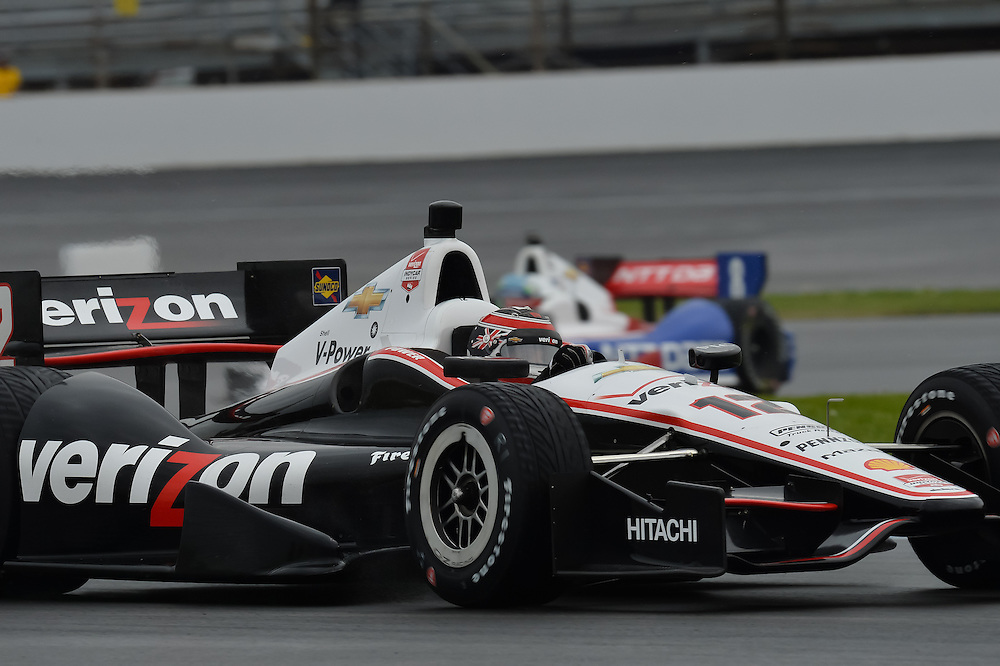 Will Power, Grand Prix of Indianapolis, Indianapolis Motor Speedway, Indianapolis, IN USA 5/10/2014