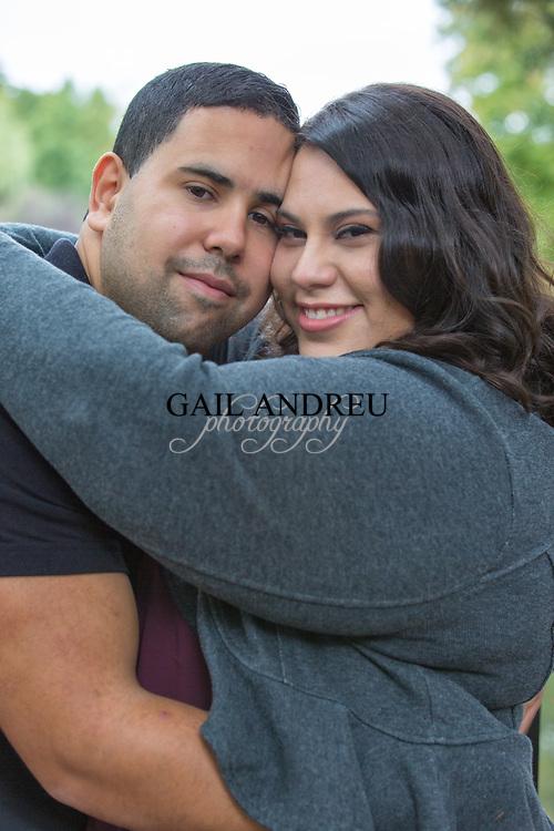 Christina and Jonah - Engagement Photoshoot