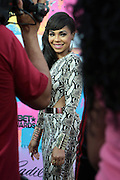 "Los Angeles, CA-June 29:  Recording Artist/Actress Ashanti Shequoiya Douglas attends the Seventh Annual "" Pre "" Dinner celebrating BET Awards hosted by BET Network/CEO Debra L. Lee held at Miulk Studios on June 29, 2013 in Los Angeles, CA. © Terrence Jennings"