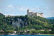 Laga Maggiore, Italy, Piedmont