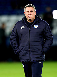Leicester City Interim First Team Manager Craig Shakespeare - Mandatory by-line: Robbie Stephenson/JMP - 27/02/2017 - FOOTBALL - King Power Stadium - Leicester, England - Leicester City v Liverpool - Premier League