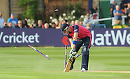 Sussex CCC v Middlesex CCC T20 27/06/2014