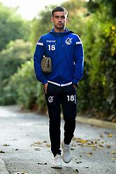 Michael Kelly of Bristol Rovers arrives at Memorial Stadium prior to kick off - Mandatory by-line: Ryan Hiscott/JMP - 10/11/2019 - FOOTBALL - Memorial Stadium - Bristol, England - Bristol Rovers v Bromley - Emirates FA Cup first round