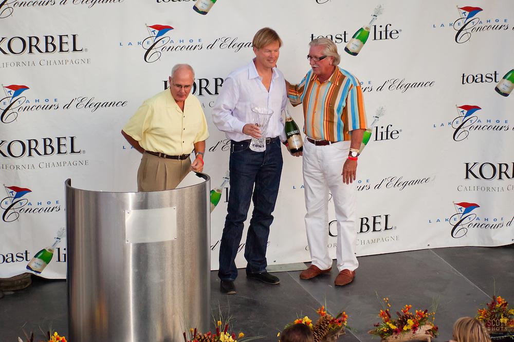 2011 Concours d'Elegance awards.
