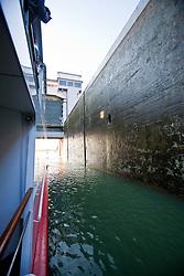 Cruising on the Viking River Cruise ship Helvetia. August 2011