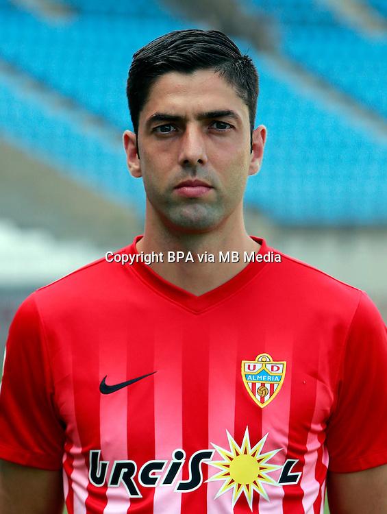 Spain - La Liga B 123 _ 2016-2017 / <br /> ( U.D. Almeria ) - <br /> Juan Jose Exposito Ruiz &quot; Juanjo Exposito &quot;
