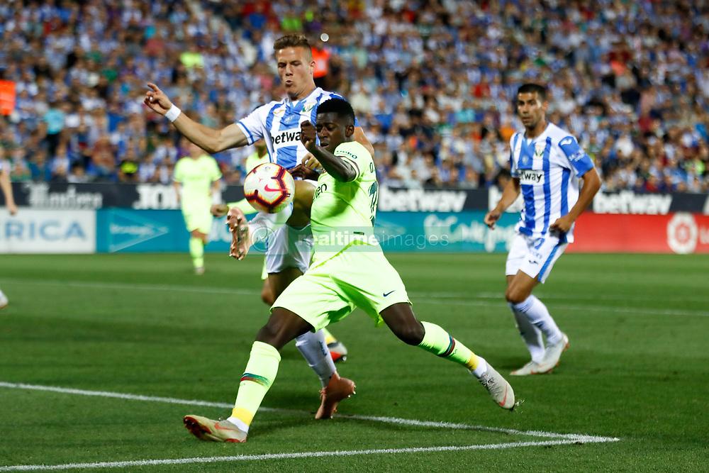 صور مباراة : ليغانيس - برشلونة 2-1 ( 26-09-2018 ) 20180926-zaa-a181-078