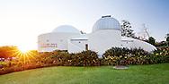 Beginning of the day from the Sir Thomas Brisbane Planetarium.