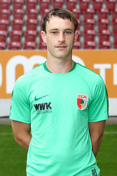 08.07.2015, WWK Arena, Augsburg, GER, 1. FBL, FC Augsburg, Fototermin, im Bild Physiotherapeut Oliver Roensch (FC Augsburg) // during the official Team and Portrait Photoshoot of German Bundesliga Club FC Augsburg at the WWK Arena in Augsburg, Germany on 2015/07/08. EXPA Pictures © 2015, PhotoCredit: EXPA/ Eibner-Pressefoto/ Kolbert<br /> <br /> *****ATTENTION - OUT of GER*****