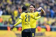 Borussia Dortmund v VfL Wolfsburg 300416